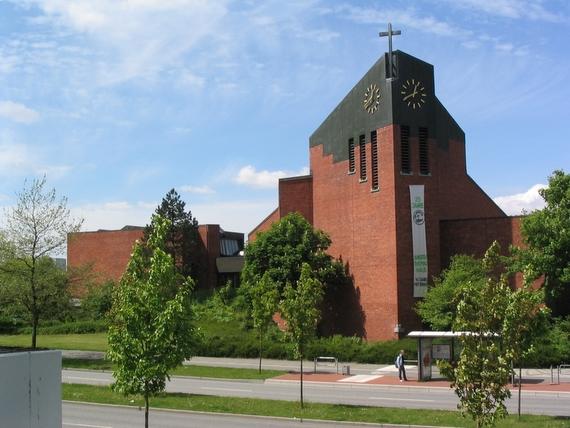 Kirche Mettenhof